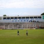 """Estádio """"Geraldão"""" em Cáceres - Foto Ilustração"""