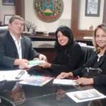 Presidente da Assembleia Legislativa de Mato Grosso, Guilherme Maluf diz que Cáceres