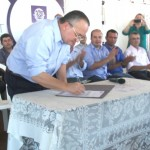 Taques confirma construção de Escola Técnica em Cáceres