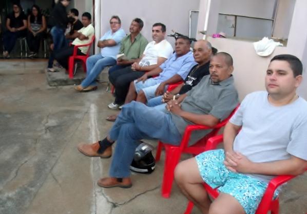 Pré-candidato a Vereador, Garcia da Rádio Difusora não é favorável a Túlio Fontes - Foto Celso Antunes