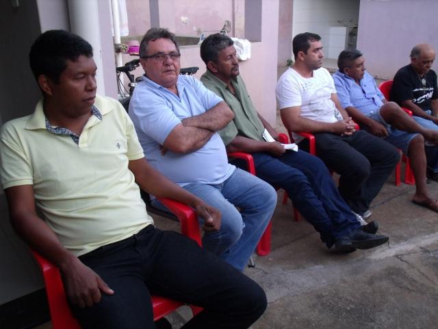 Cleiton Gonçalves, Roberto França Sadia, Jair, João Bugre... Adriano Silva prefeitável 2016 - Foto Celso Antunes