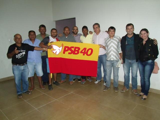 Fidelidade à sigla partidária - Foto Celso Antunes