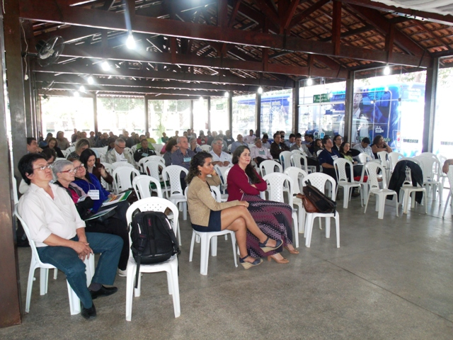 Bom público compareceu ao evento - Foto Celso Antunes