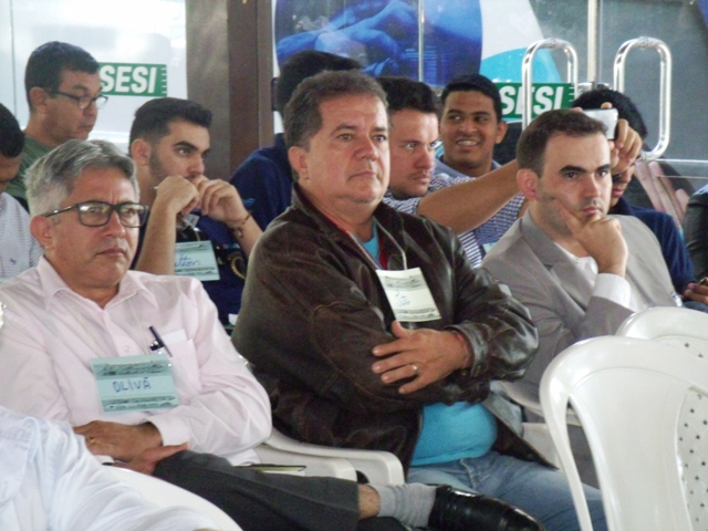 Empresário Tatto Giraldelli participou do evento - Foto Celso Antunes