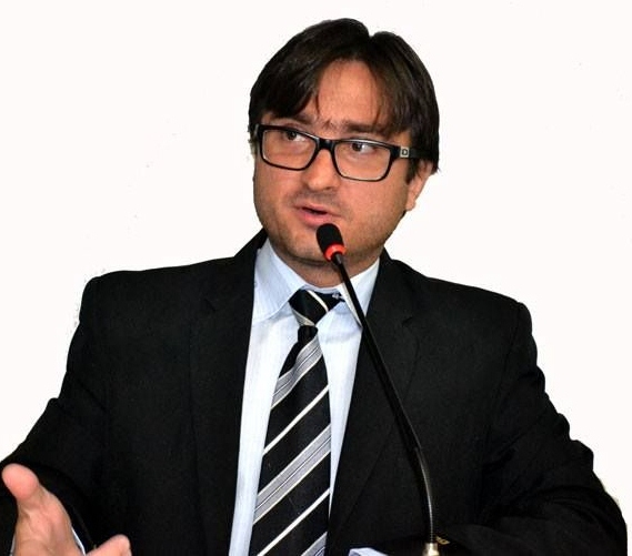 Vereador Félix Alvarez - Reprodução