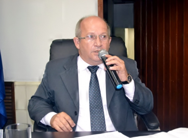 Vereador Tarcísio Paulino - Foto Reprodução