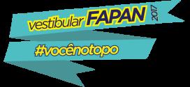 Vestibular na FAPAN