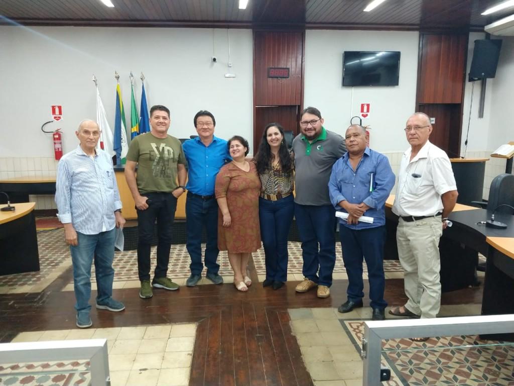 Cáceres vai ter representação sindical de jornalismo - foto: Celso Antunes