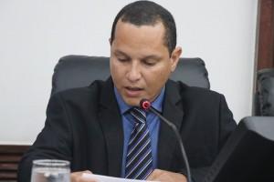 Barone é Presidente da Câmara de Vereadores em Cáceres. foto