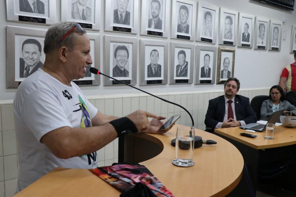 Afonso Brasil - Professor de Capoeira - Assessoria
