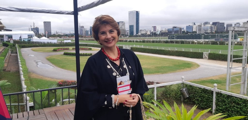 Diretora regional da Associação dos Criadores de Gado de Mato Grosso (Acrimat), Maria Ester Tiziani Fava