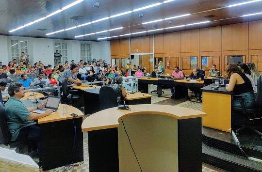 Audiência Saúde Consórcio Cuiabá