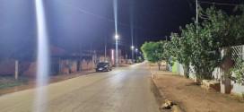 Prefeitura leva rede de energia à Rua das Turquesas, após indicação da Câmara