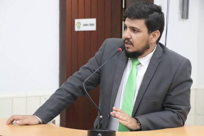Vereador Cláudio Henrique