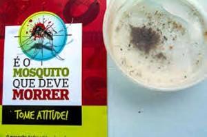 Não deixe o mosquito Aedes matar você e sua família - Ilustração