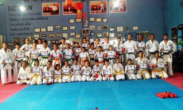 Atletas da W Kan: conquistas de títulos