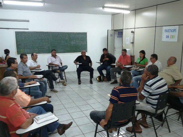 PARTIDO SOCIAL CRISTÃO SE ACERTA, PENSANDO NA EXECUTIVA - FOTO CELSO ANTUNES