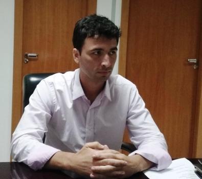Marcos Eduardo Ribeiro, escreve seu nome na 4ª Ciretran