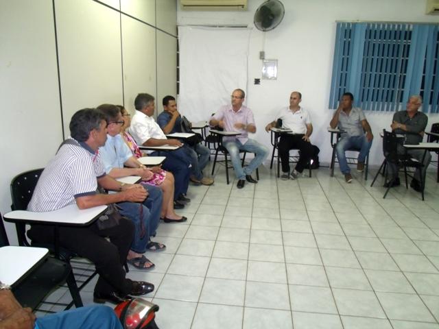 """""""O PSC está aberto para conversar"""" - Foto Celso Antunes"""