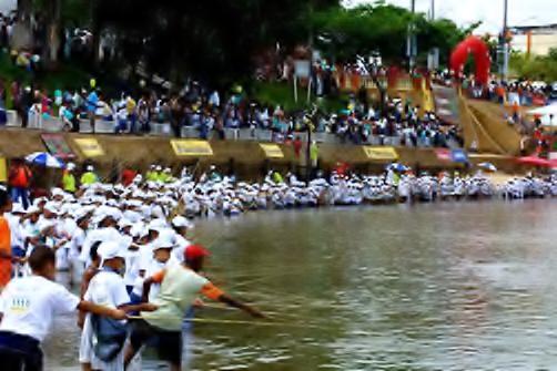Os Organizadores esperam superação de pescadores inscritos - Foto Arquivo