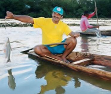 Pesca de Canoa - Arquivo