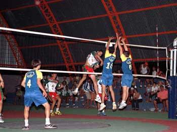 Modalidade Voleibol