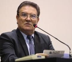 Deputado Estadual Dr. Gimenez.