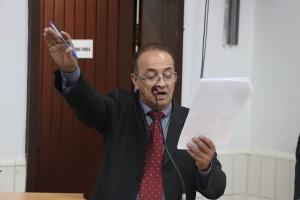 Rubens Macedo, Prefeito de Cáceres/MT - foto Felipe Deliberaes/Assessoria de Imprensa