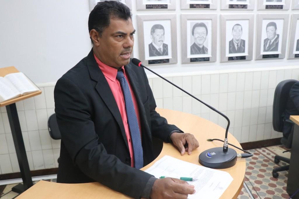 Vereador Elias Pereira - Arquivo