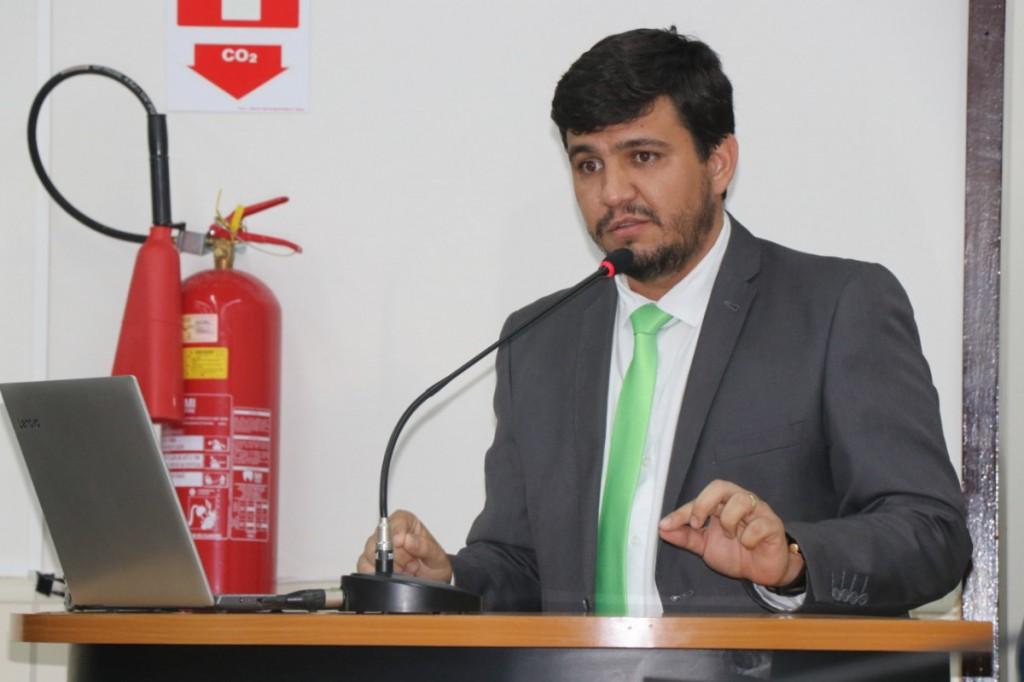 Vereador Cláudio Henrique - web