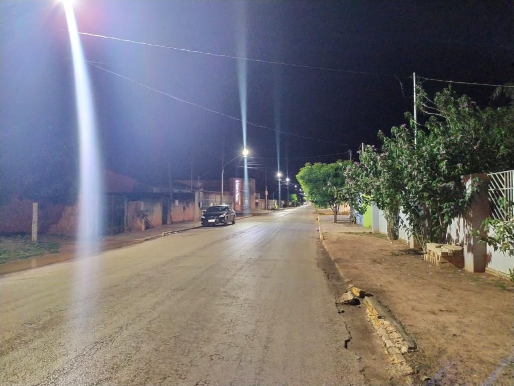 Rua das Turquezas